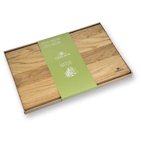 Deska kuchenna Gerlach Natur 45x30 cm