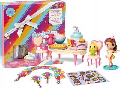 Zabawka Spin Master Party Popteenies 46802 Przyjęcie niespodzianka