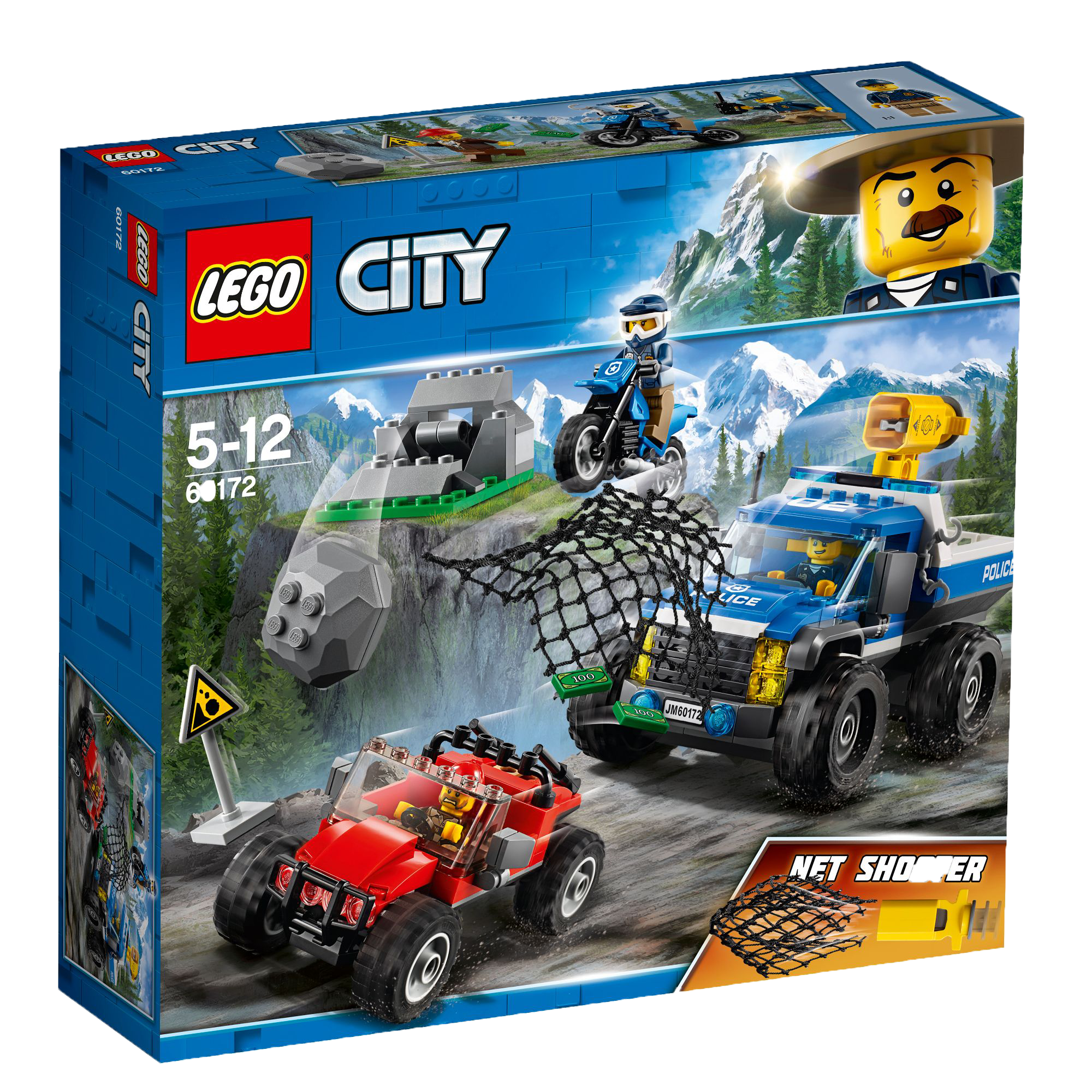 Klocki Lego 60172