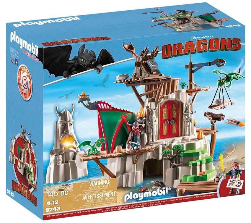 Zestaw dla dzieci Playmobil Wyspa Berk 9243