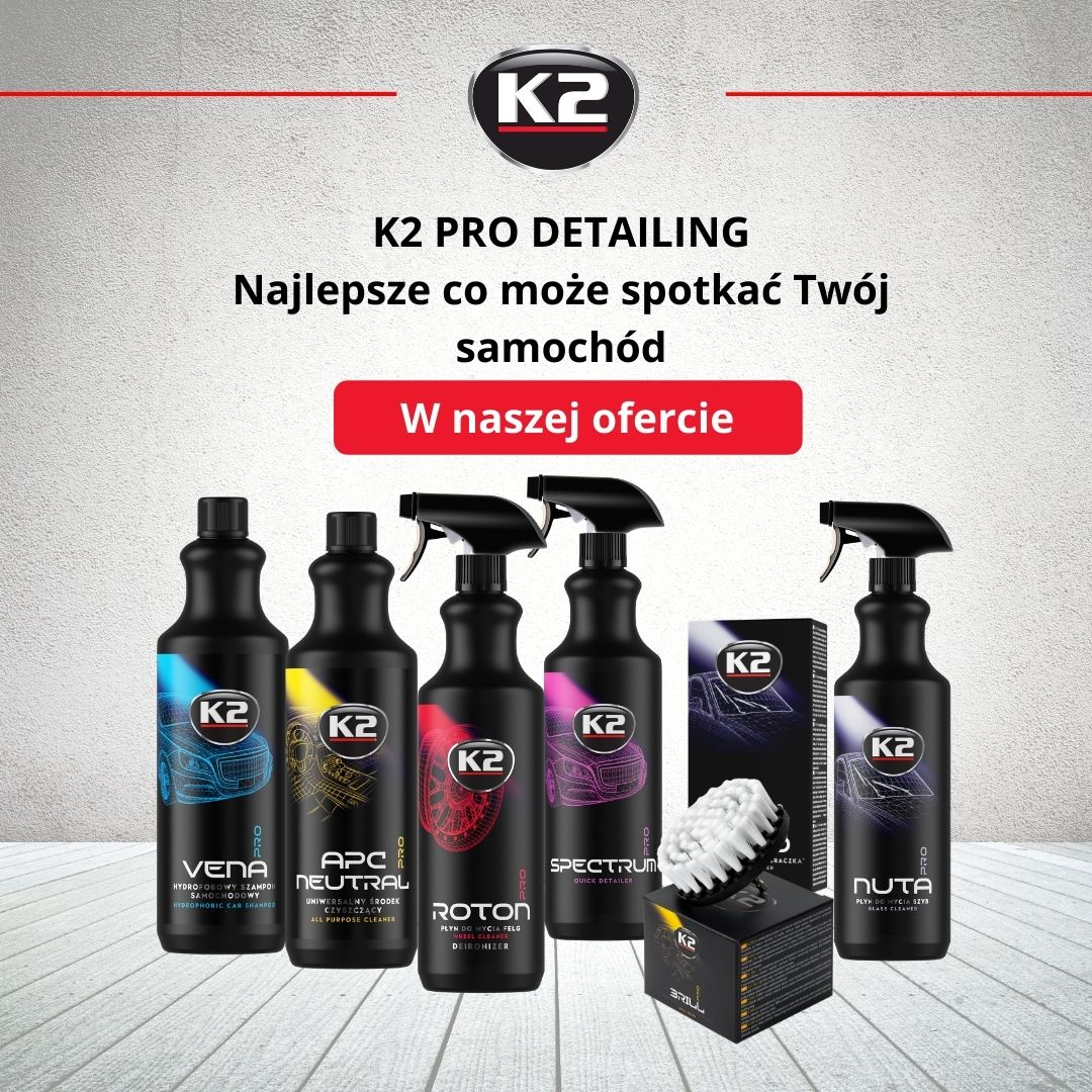 Reklama Internetowa K2 PRO na Facebooku o zasięgu ~25 tys. osób